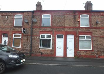 Thumbnail 3 bed terraced house to rent in Clegge Street, Warrington, Cheshire