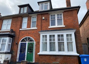Thumbnail 5 bed semi-detached house to rent in Empress Road, Derby