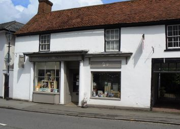 Thumbnail Retail premises to let in 58-62 High Street, Chobham