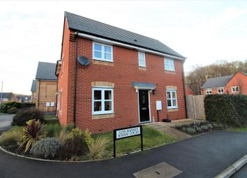 Thumbnail 3 bed semi-detached house for sale in Solway Court, Wrexham