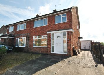 Thumbnail 3 bedroom semi-detached house for sale in Cound Close, Wellington, Telford, Shropshire