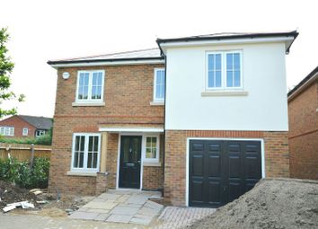 Thumbnail 5 bed detached house for sale in Chessington Road, Ewell, Epsom