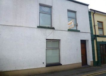 Thumbnail 1 bed flat to rent in Water Street, Carmarthen, Carmarthenshire