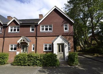 Thumbnail 3 bed end terrace house for sale in Paddock End, Woolton Hill, Berkshire