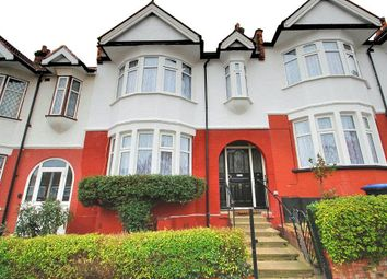 Thumbnail 4 bedroom terraced house to rent in Dagmar Avenue, Wembley, Middlesex