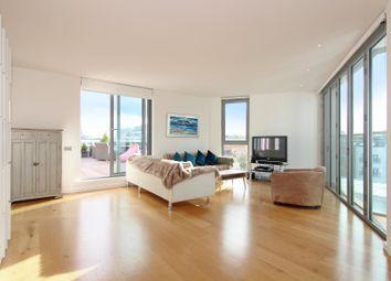 Thumbnail 3 bedroom flat to rent in Riverside Quarter, Eastfields Avenue, London