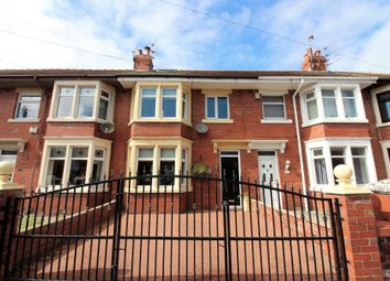 Thumbnail 4 bed terraced house for sale in Oxford Road, Fleetwood, Lancashire FY77Ef