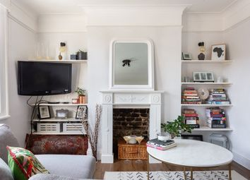 Thumbnail 2 bed flat for sale in Rosaline Road, London