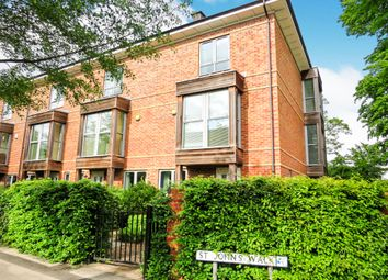 Thumbnail 4 bedroom town house for sale in St. Johns Walk, York