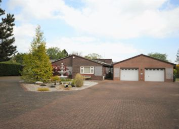 Thumbnail 6 bed detached bungalow for sale in Hepscott, Morpeth