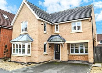 Thumbnail 4 bedroom detached house for sale in Montague Way, Chellaston, Derby
