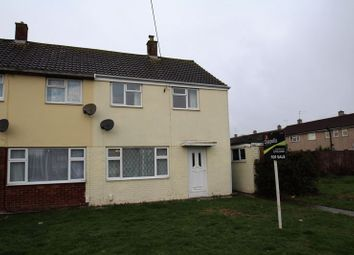 Thumbnail 2 bedroom semi-detached house for sale in Hartland Close, Park North, Swindon