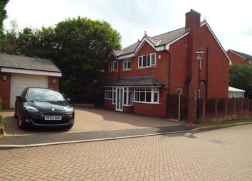 Thumbnail 5 bedroom detached house for sale in The Coppice, Prestwich, Manchester, Greater Manchester