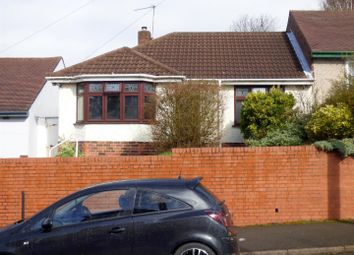 Thumbnail 2 bedroom semi-detached bungalow for sale in Francis Street, Mansfield
