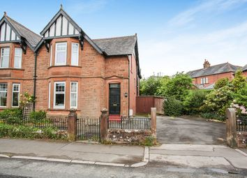 Thumbnail 4 bed semi-detached house for sale in Castle Douglas Road, Dumfries