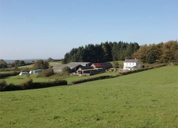 Thumbnail 5 bed detached house for sale in Gorsfraith, Blaenffos, Boncath, Pembrokeshire