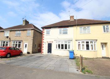Thumbnail 4 bed semi-detached house for sale in Matthew Street, Alvaston, Derby