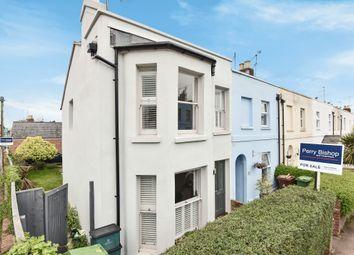 Thumbnail 3 bed end terrace house for sale in Upper Norwood Street, Cheltenham
