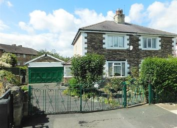 Thumbnail 2 bed semi-detached house for sale in Brookfield Road, Shipley
