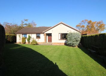Thumbnail 4 bed bungalow for sale in Myres Drive, Glenrothes