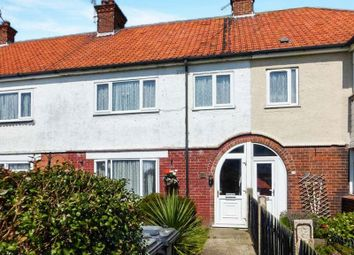 Thumbnail 3 bed terraced house for sale in South Beach Parade, Great Yarmouth