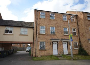 Thumbnail 3 bedroom end terrace house for sale in Carlisle Close, Corby