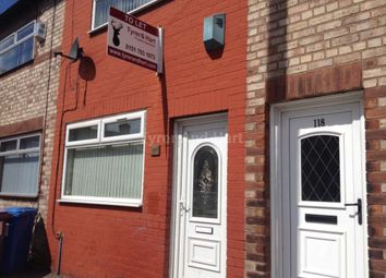 Thumbnail 2 bedroom town house to rent in 2 Bed Townhouse In Popular Area, Bishopgate Street, Wavertree