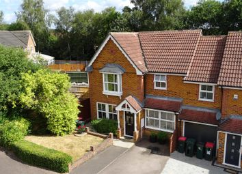 Thumbnail 3 bed end terrace house for sale in Bennett Close, Maidenbower, Crawley