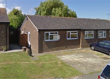Thumbnail 3 bed semi-detached bungalow to rent in Steed Close, Herne Bay, Kent