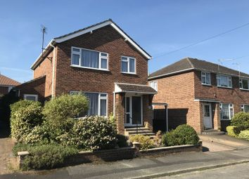 Thumbnail 3 bed detached house to rent in New Cliffe Gardens, Hedge End, Southampton