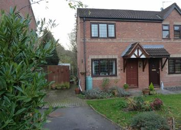 Thumbnail 2 bed semi-detached house for sale in Mayfair Drive, Galley Common, Nuneaton