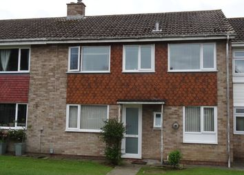 Thumbnail 3 bed terraced house to rent in Bosham Walk, Gosport