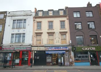 Thumbnail Office for sale in Kingsland Road, London