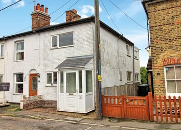 Thumbnail 3 bed terraced house for sale in Station Road, Tollesbury, Maldon, Essex