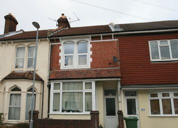 Thumbnail 2 bed flat to rent in Fawcett Road, Southsea