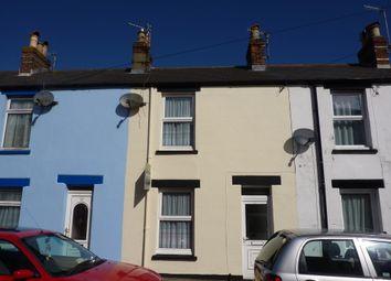 Thumbnail 2 bedroom terraced house for sale in Walpole Street, Weymouth
