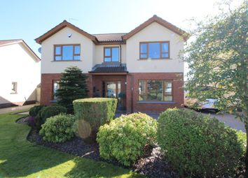 Thumbnail 4 bed detached house for sale in Tudor Drive, Carrickfergus
