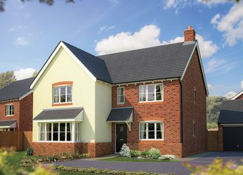 "Thumbnail 5 bed detached house for sale in ""The Arundel"" at The Poppies, Meadow Lane, Moulton, Northwich"