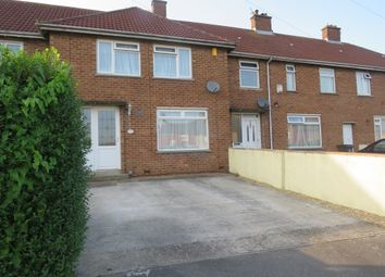 Thumbnail 3 bed terraced house for sale in Ambleside Avenue, Southmead, Bristol