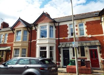 Thumbnail 3 bed property to rent in Cosmeston Street, Cathays, Cardiff