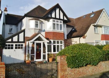 Thumbnail 4 bed detached house for sale in Avenue Road, Teddington