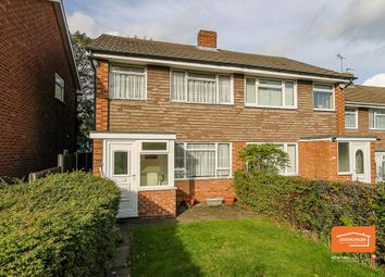 Thumbnail 3 bed semi-detached house for sale in The Pines, Highgate, Walsall