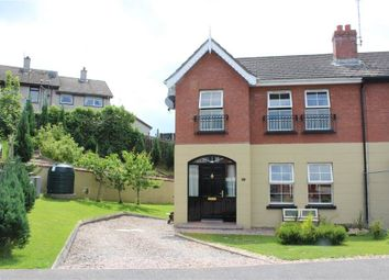 Thumbnail 3 bed semi-detached house for sale in Derrymore Meadows, Bessbrook