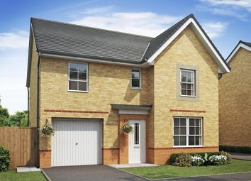 "Thumbnail 4 bed detached house for sale in ""Ripon"" at Waterloo Road, Hanley, Stoke-On-Trent"