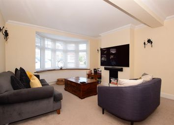 Thumbnail 4 bed semi-detached house for sale in Belvedere Avenue, Clayhall, Ilford, Essex