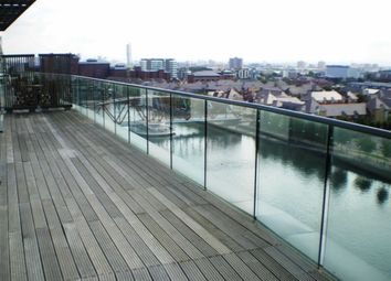 Thumbnail 2 bed flat to rent in City Lofts, Salford Quays, Salford Quays