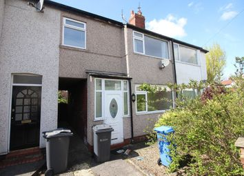 Thumbnail 3 bed terraced house for sale in Westwood Avenue, Poulton-Le-Fylde