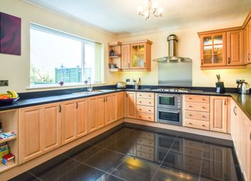 Thumbnail 3 bedroom detached house for sale in Loughborough Road, Birstall, Leicester