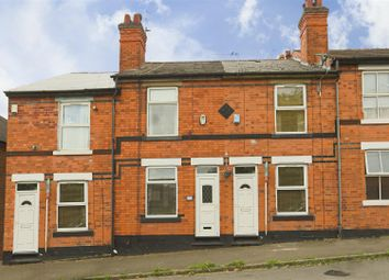 Thumbnail 2 bed terraced house for sale in Edale Road, Sneinton, Nottinghamshire