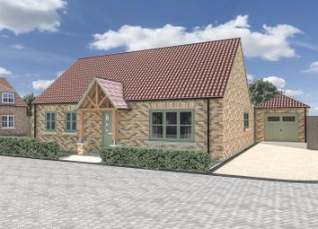 Thumbnail 2 bed detached bungalow for sale in High Street, Fiskerton, Lincoln